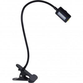 Koopman Svetlo ku grilu 3 LED, čierna