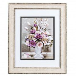 Obrázok kytice kvetov Ružový Šálka Rose