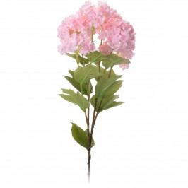 Koopman Umelá kvetina Viburnum ružová, 61 cm
