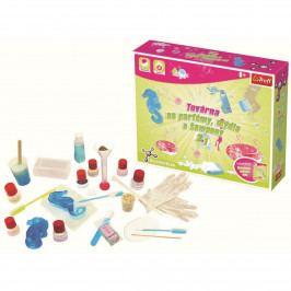 Trefl Science 4 You Továreň na parfumy mydlá a šampóny 3 v 1