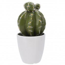 Koopman Umelý kaktus v kvetináči Tarimbaro, 15 cm