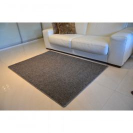 Vopi Kusový koberec Color shaggy sivá, 120 x 170 cm