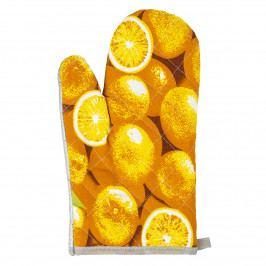 Jahu Chňapka Pomaranč, 28 x 18 cm