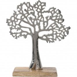 Koopman Kovový dekoračný strom, 23 x 8 x 27 cm