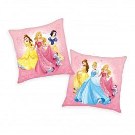Herding Vankúšik Princess pink, 40 x 40 cm