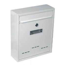 Poštová schránka Radim M biela, 26 cm
