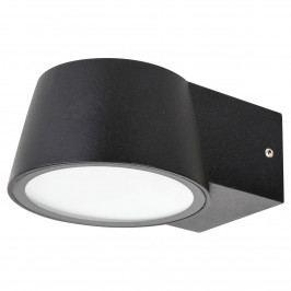 Rabalux 7953 Guyana Vonkajšie LED nástenné svietidlo, čierna
