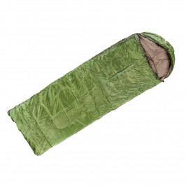 Nawalla Spací vak s podhlavníkom zelená, 5 °C