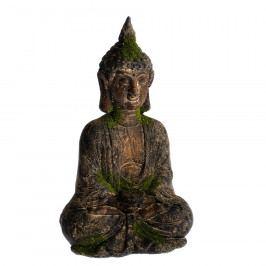 Záhradná dekorácia Budha, 21 x 35 x 15 cm