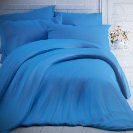 Kvalitex Bavlnené obliečky modrá