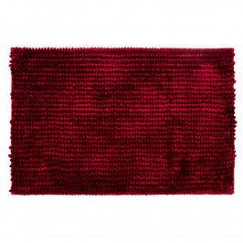 Bo-ma Kúpeľňová predložka Ella micro červená, 60 x 90 cm