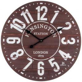 Lowell 21496 Designové nástenné hodiny pr. 60 cm