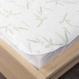 4Home Bamboo Chránič matraca s gumou, 200 x 200 cm