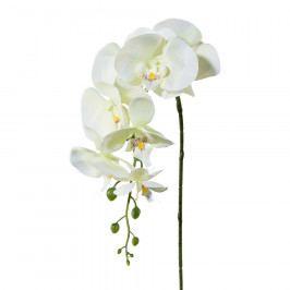 Umelá Orchidea biela, 86 cm 305303-50