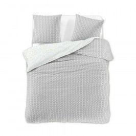 DecoKing Saténové obliečky Herringbone, 220 x 200 cm, 2 ks 70 x 90 cm, 220 x 200 cm, 2 ks 70 x 90 cm