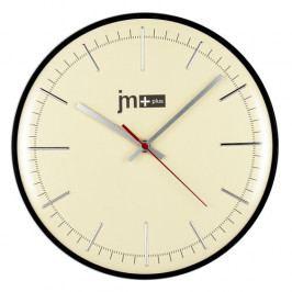 Lowell 14953B Dizajnové nástenné hodiny pr. 30 cm