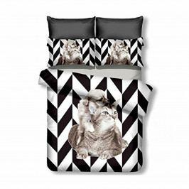 DecoKing Obliečky Anilove Little Love, 135 x 200 cm, 80 x 80 cm