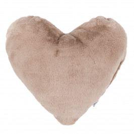Altom Vankúšik Srdce ružová, 40 x 40 cm