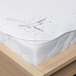 4Home Lavender Chránič matraca s gumou, 60 x 120 cm