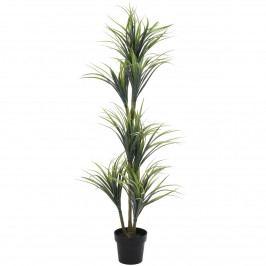 Koopman Umělá rostlina v květináči Yucca zelená, 150 cm
