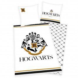 Herding Detské bavlnené obliečky Harry Potter, 140 x 200 cm, 70 x 90 cm