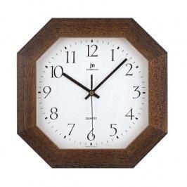 Lowell 02822N Dizajnové nástnné hodiny 27 x 27 cm
