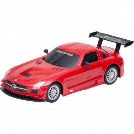 Buddy Toys BRC 24.061 Auto na diaľkové ovládanie Mercedes-Benz SLS, červená