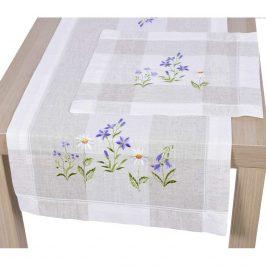 Forbyt Obrus Jarné kvety, 40 x 90 cm, 40 x 90 cm