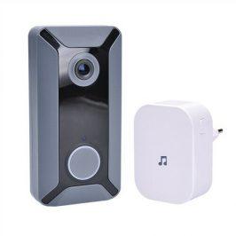 Solight Wi-Fi bezdrôtový zvonček s kamerou 1L200