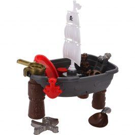 Detský hrací set Pirate ship, 13 ks