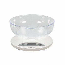 BEPER BP802 kuchynská digitálna váha s miskou, 5kg