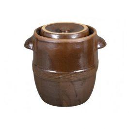 Keramický hrniec zelák Fatra, 10 l