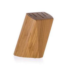 Banquet Stojan drevený pre 5 nožov Brillante, 22 x 13,5 x 7 cm