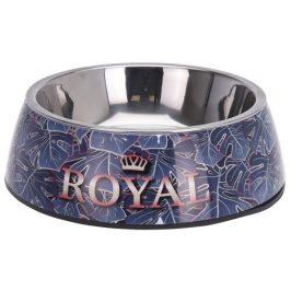 Miska pre psa Lovely pets Royal, sivá