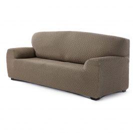 Forbyt Multielastický poťah na 4-dielnu sedaciu súpravu Martin béžová, 220 - 260 cm
