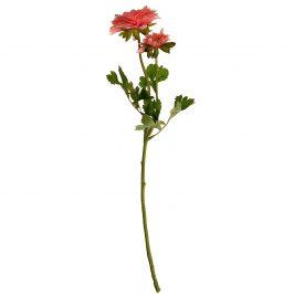 Umelá kvetina Gerbera 60 cm, ružová