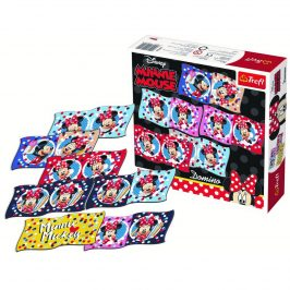Trefl Domino Minnie Mouse
