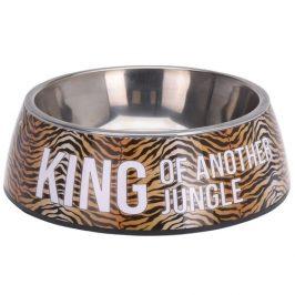 Miska pre psa Lovely pets King, hnedá