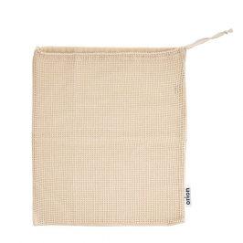 Vrecko bavlna zaťahovacie dierované/plné ECO 36x40 cm ORION