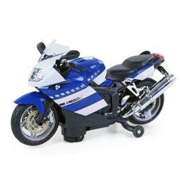 Rappa Narážacia motorka so zvukom a svetlom, 30 cm