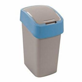 Curver Odpadkový kôš FLIP BIN 10 l, modrá