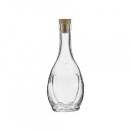 Sklenená fľaša so zátkou Colina 250 ml, 7 ks