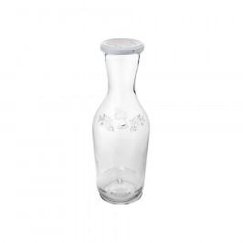 Sklenená fľaša s viečkom Driada, 1 l
