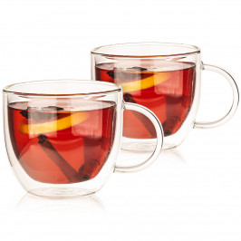 4Home Termo pohár Tea Hot&Cool 350 ml, 2 ks