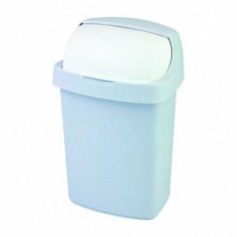 Curver Odpadkový kôš ROLL TOP 25 l, sivá