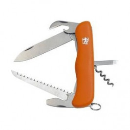 Mikov 115-NH-6/AK vreckový nôž Praktik, oranžová