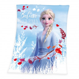 Herding Detská deka Frozen 2 Believe journey, 130 x 160 cm