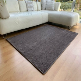 Vopi Kusový koberec Capri hnedá, 80 x 120 cm