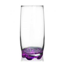 Orion Sada farebných pohárov Adora 370 ml, 6 ks
