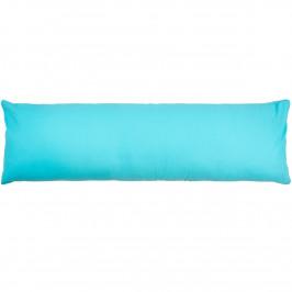 Trade Concept Obliečka na Relaxačný vankúš Náhradný manžel UNI modrá, 55 x 180 cm